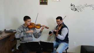 Despair-Naruto Shuppuden-Violin Duet