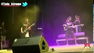 Parece mentira - La Raíz (Viña Rock 2015)