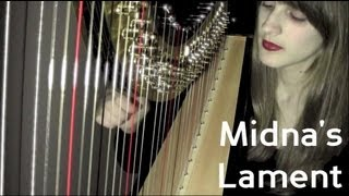 Midna's Lament - Harp Cover - Legend of Zelda