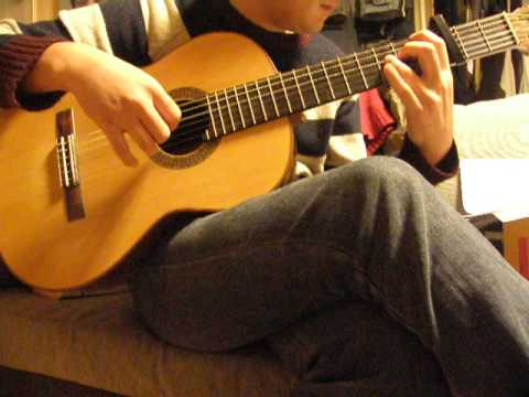 Brave song - Angel Beats! ED. classical guitar solo. Chords - Chordify