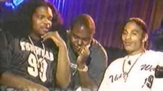 Bone Thugs-N-Harmony & DJ U-Neek interview (1996)