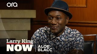 "Aloe Blacc: rap too ""misogynist"", ""violent"" for me"