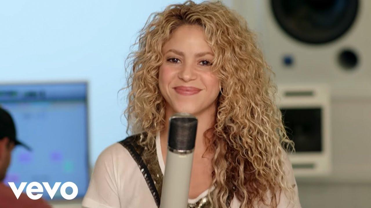 Shakira - Try Everything