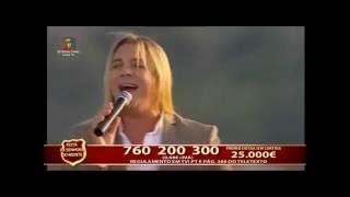 """RUI BANDEIRA """"Fruto Proibido"""" na Feira do Monte em SANTIGO do CACÉM - Contacto para Festividades"""