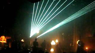 """Fever Ray performing """"Keep the Streets Empty for Me"""" at Webster Hall 9/28/09"""