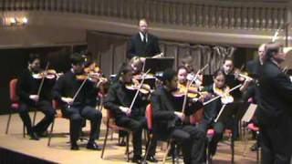 3. Worcester Collegium Youth Project Orchestra - Mozart's The Haffner Symphony - Menuetto - Trio