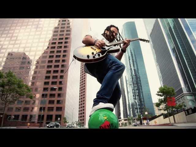Video oficial de Huecco de la canción Dame Vida