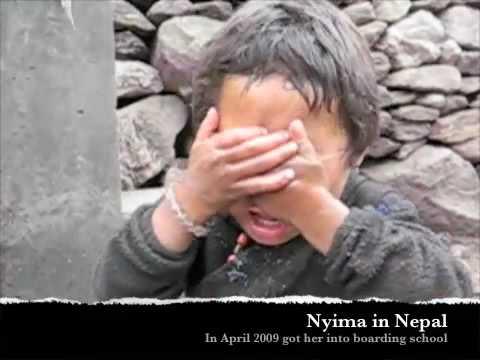 Nyima in Nepal