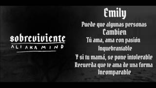 ALI A.K.A MIND - Emily (Lyric video)
