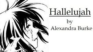 Alexandra Burke- Hallelujah (Lyrics)