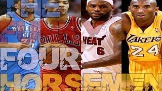The Funky Four Horsemen