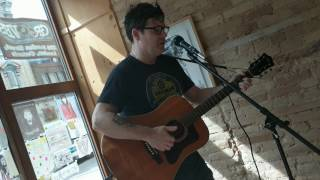 John Wozniak ( Marcy Playground ) - Memphis ( Live at Grooves for Record Store Day )