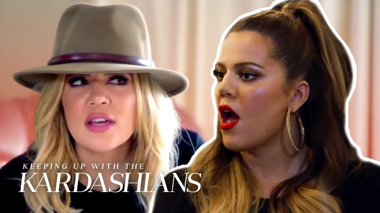 5 Times Khloé Kardashian couldn't resist the Drama