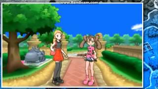 GCPM11 Hello? Montage - Pokemon X Walkthrough 01