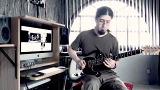 Guns N' Roses - Sweet Child O' Mine - Guitar solo performance by Cesar Huesca
