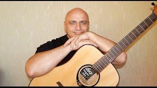 Siam pasauly visko buna. Gytis Paskevicius. Gitaros pamokos, akordai.  Picking Intro. Cover.