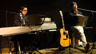 "Juane Voutat + Chino Mansutti - ""Muchacha ojos de papel"" (Luis Alberto Spinetta)"