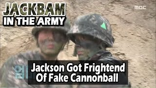 [Real men] 진짜 사나이 - Jackson's Frightened Of Fake Missile, EP.70 20160703