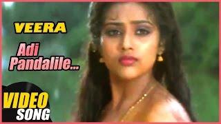 Aathile Annakili Video Song | Veera Tamil Movie | Rajinikanth | Meena | Ilayaraja | Music Master