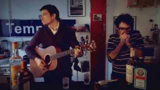 Boom Boom - John Lee Hooker (Acoustic cover)