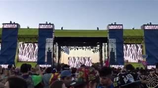 ZHU - Cocaine Model (Live at Spring Awakening Music Festival, 2017)