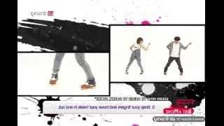 [Mirrored] K-pop Dance Tutorial - Super Junior (슈퍼주니어) ''Sorry Sorry'' (쏘리 쏘리) [Pops in Seoul]