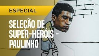 SELEÇÃO DE SUPER-HERÓIS #2: PAULINHO SÓ QUERIA FICAR SOZINHO