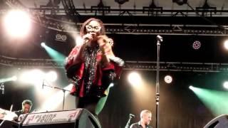 ASA - BE MY MAN - LIVE PLEINS FEUX FESTIVAL 2015 DE BONNEVILLE