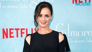 Alexis Bledel Accidentally Gives Major Gilmore Girls Spoiler
