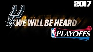 San Antonio Spurs 2017 Playoffs Hype Video