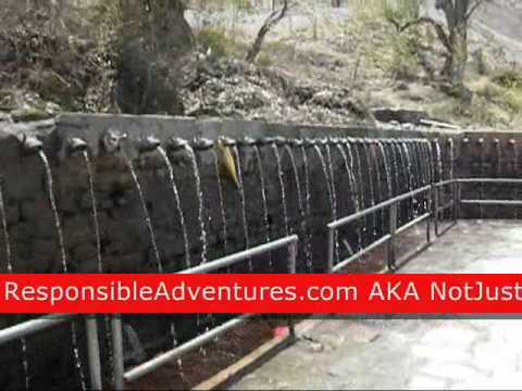 Muktinath and the 108 water spouts.wmv
