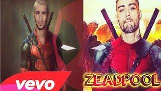 ZAYN - Zeadpool (Deadpool) HD