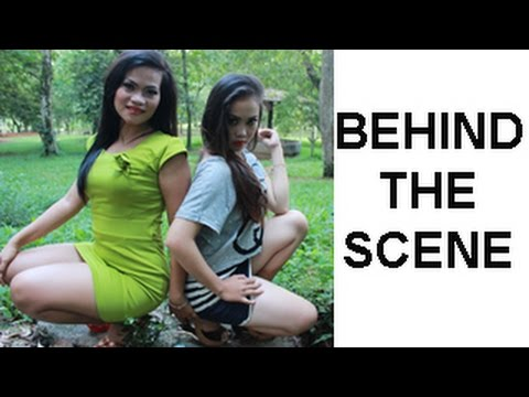 Download Video Behind The Scene Pemotretan Model Tika Dan Cindy