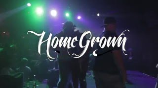 HomeGrown -  Olhar Pro Céu (WebClipe)