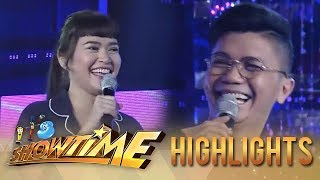 It's Showtime Miss Q & A: Bela talks about her admirers