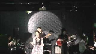 Flashdance... What A Feeling Sugi-chan Irene Cara Cover 20090822 THE EARTH SUMMER LIVE
