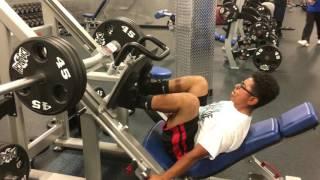 Crazy Leg workout Beginner workout routine