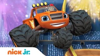 Blaze and the Monster Machines Brasil | Conhecendo Blaze | Nick Jr.