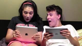 Girl Breaks iPad With Teeth!