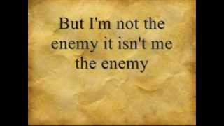 Mumford And Sons - The Enemy - With Lyrics