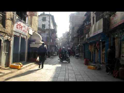 Taxirides in Kathmandu, Nepal