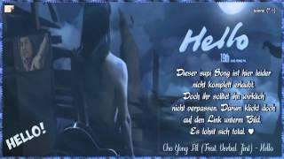 Cho Yong pil (조용필) ft. Verbal Jint - Hello k-pop [german sub]