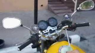 Motor bike mp3 player sound system Part 2