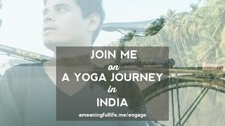 Join Me on a Yoga Journey in India
