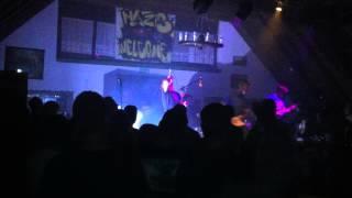 Téveszme - Live @ Hell Vill #9 , Bősárkány , 2014.07.19.