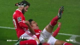 SL Benfica 2-1 Sporting - Golos com Relato - Antena 1