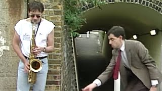 Street Performing | Mr. Bean Official