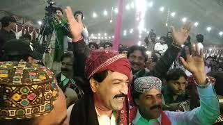 Ghullam Husain Umrani Entry Program Gulsher Tewno's Award Ceremony At Moro Sindh 2019