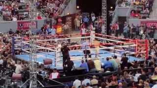 Oscar Valdez vs. Ruben Tamayo (INSIDE ARENA)