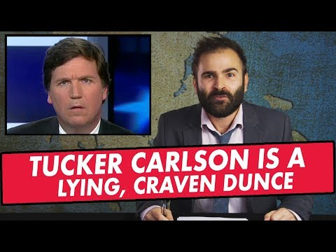 Tucker Carlson is a Lying, Craven Dunce - Some More News: Lil Bits Of News